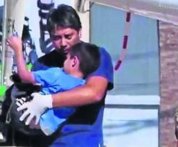 Niño 5 años se pierde en desierto pero sobrevive Argentina
