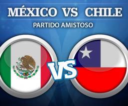 ¡En vivo! México vs Chile