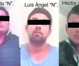 Policías detienen a un sujeto armado y sus amigos trataron de impedirlo, en Yautepec