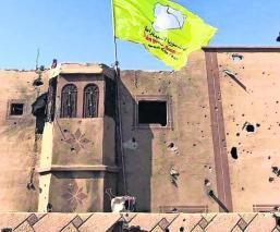 """""""Borran del mapa"""" al Estado Islámico, en Siria"""