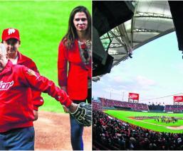 Más de 20 mil aficionados asistieron a la inauguración del Alfredo Harp Helú