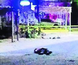 Joven motociclista muere atropellado, en Puente de Ixtla