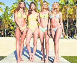 Critican elevados precios de los trajes de baño de Victoria´s Secret