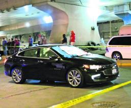 Motosicarios Plomean a pareja Mujer Muerta CDMX