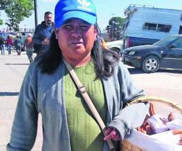 Vendedores ambulantes sufren abusos de inspectores, en el Edoméx