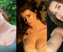 Famosa modelo vuelve desafiar censura Instagram pechos desnudos Sarah McDaniel