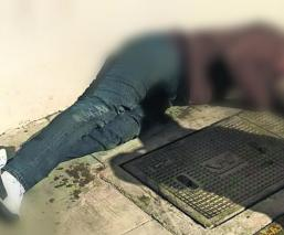 muere asaltante tras intento de robo a cuentahabiente atlacomulco
