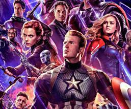 Nuevos pósters Avengers Endgame