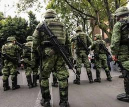Publican decreto existencia legal Guardia Nacional