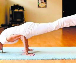 Clases de yoga Abuelita Nueva York Estados Unidos