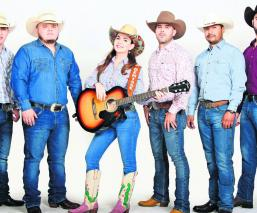 Laura Denisse y los brillantes Contry norteño El Texanito