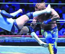 Volador Jr. Torneo por Parejas Lucha Libre