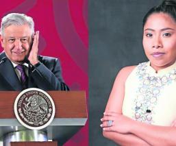 AMLO Yalitza mexicanos más influyentes