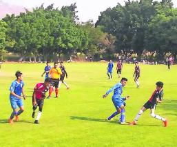 Atlas Morelos marca la victoria sobre Deportivo Baxter