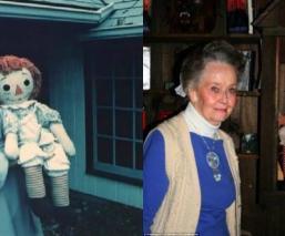 Muere Lorraine Warren la mujer que inspiró a la película El Conjuro