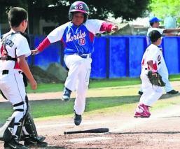 Dos selecciones de beisbol infantil de Morelos irán a los Juegos Deportivos Escolares