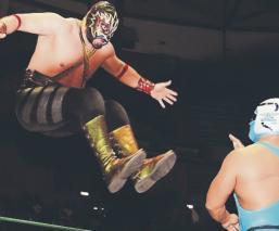 Stucka Jr. Hechicero Rivalidad constante Lucha Libre Arena México