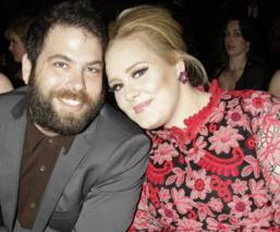 Adele se separa de su esposo, el empresario Simon Konecki