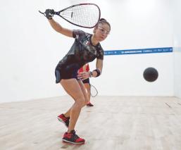 Invencible Paola Longoria; octavo título en campeonato Panamericano