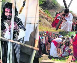 Así fueron las representaciones de la Pasión de Cristo en CDMX Edoméx y Morelos