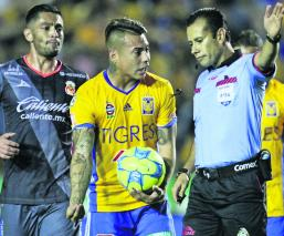 Tigres siguen al acecho de León se enfrentarán contra Morelia