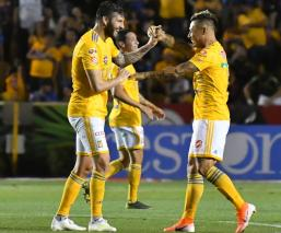 Tigres rescata empate contra Morelia