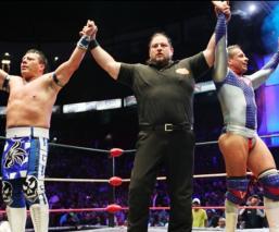 Volador Jr y Último Guerrero avanzan a la final del Torneo de Parejas