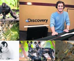 diego boneta preta voz programa discovery dinastías bbc