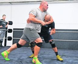 lucha libre deportes de contacto