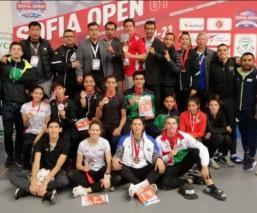 Selección Mexicana de Taekwondo se llena de medallas