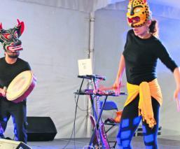 SALTAPATRÁS GRUPO MUSICAL DARÁ SHOWS GRATIS POR EL DIA DEL NIÑO