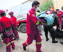 Accidente de tránsito Choque de autos 25 muertos Bolivia
