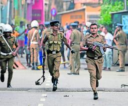 Acusan a islamistas Atentado en Sri Lanka Terrorismo