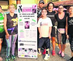 carrera a favor atleta paralímpico