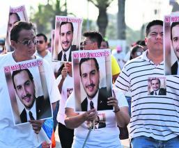 Minatitlán marcha por justicia