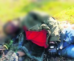 Muere motociclista Pierde el control Cultura vial Edoméx Valle de Bravo
