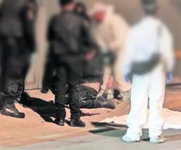 delincuentes atacan empleado de farmacia iztapalapa