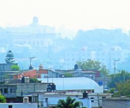 Cuernavaca Morelos Contaminación Suspenden contingencia