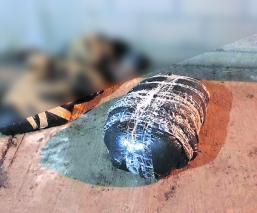 Hallan restos de mujer Mujer embolsada Tultitlán Edomex