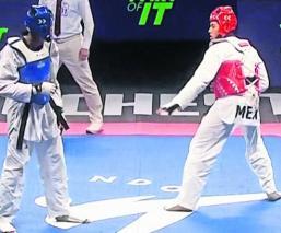 México cuarta presea mundial de Taekwondo