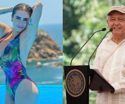Celia Lora AMLO Pide que lo mate Vuelo presidencial Adela Micha