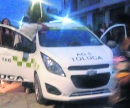 ejecutan taxista balazos otzolotepec edomex