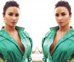 Demi Lovato enciende las redes sociales tras enseñar de más
