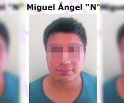 Detienen a hombre que abusó de su sobrina durante cuatro años en Morelos