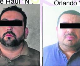 Atrapan 2 narcotraficantes Cuernavaca