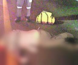 hombre muere atropellado automovilista se dio a la fuga acambay