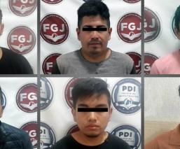 Liberan a hombre secuestrado y detienen a seis sujetos en Naucalpan
