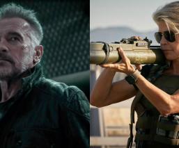 terminator trailer nueva película sarah connor arnold