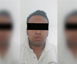 Detienen a ladrón que presuntamente participó en intento de secuestro, en Ecatepec
