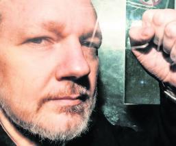 Julian Assange Cargos nuevos WikiLeaks Estados Unidos